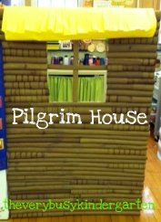 The Very Busy Kindergarten: Pilgrim Plantation Center