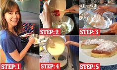 Can you make a cheesecake with THREE ingredients? FEMAIL finds out