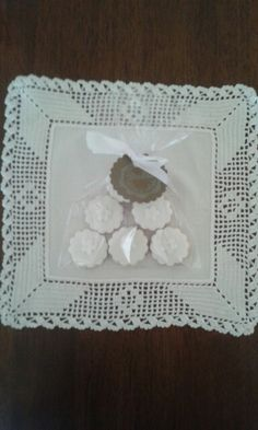 Cookies para baby shower