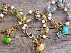 SISTERS OF THE SEA bracelets €29.95 new on DaWanda http://de.dawanda.com/shop/NEW-ENERGY-JEWELRY/3089335-Maritimer-Schmuck