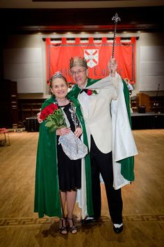Senior Citizens Show They Can Still Cut A Rug At College Prom