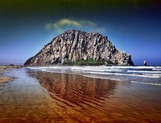 Morro Bay  actually I am here right now...5/4/2013