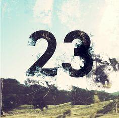 23 by Jessica Svendsen.