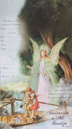 Guardian Angel Hard Cover Page 125 Page Baptismal Missal In English Literature (Also sold in Spanish) Baptism Favors, Baptism Invitations, Wedding Invitations, Gardian Angel, Cover Pages, Party Supplies, Etsy Seller, Stationery, English Literature