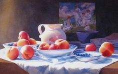 Still Life Paintings, by Barbara Fox.  Every one of her still life painting's a joy to look at