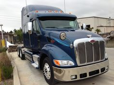 Peterbilt 387, Peterbilt Trucks, Big Trucks, Rigs, Trailers, Warriors, Memories, School, Model
