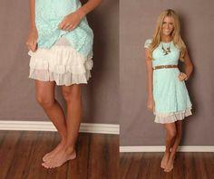 Dress extender