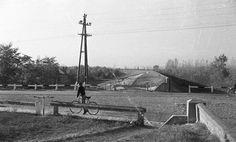 Szeged, Körtöltés József Attila sgt vége. 1960-70