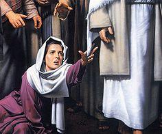 miracle jesus woman