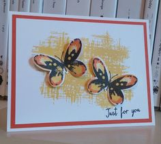 Windy's Wonderful Creations, Stampin' Up!, Watercolor Wings, You've Got This