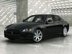 Maserati's award-winning Quattroporte showcased at 2012 Auto Expo ...