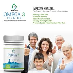 OPTIMUM OMEGA 3 AND DHA POTENCY: Doctor Recommended 1,000mg Of Omega 3 Fatty Acids With High EPA and DHA For Guaranteed Reduced Inflammation and Less Joint Pain, And High EPA and DHA Levels Support Long-Term Eye, Brain, Heart and Joint Health, While Boosting Mood, Focus, and Productivity.