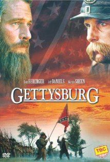 Gettysburg- an underrated film and a must- see for anyone interested in the late War.