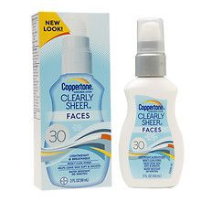 Coppertone Clearly Sheer Sunscreen Lotion Face SPF 30 at Walgreens. Get free shipping at $35 and view promotions and reviews for Coppertone Clearly Sheer Sunscreen Lotion Face SPF 30