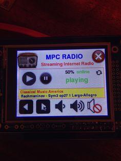 Raspberry Pi Internet Radio Player