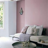 Oud roze - Strak op de muur - Flexa Ik wou dat ik mijn vriend zo ver kon krijgen...