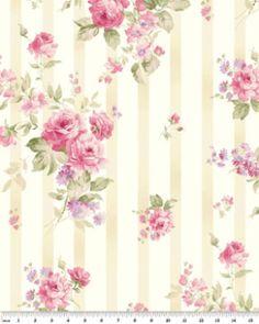 Ellie Ann - Fabric - designed by Eleanor Burns for Benartex