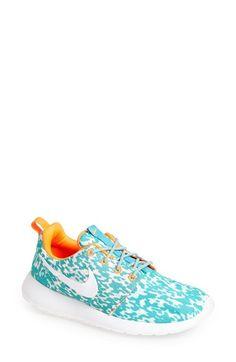 63c1de07786cc Free shipping and returns on Nike  Roshe Run  Print Sneaker (Women) at