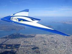 6 aeronaves que vão revolucionar o transporte aéreo - TecMundo
