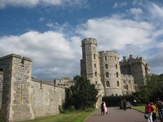 WindsorCastle on a beautiful day