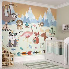 Sasi Wallpaper - Animal Reservation