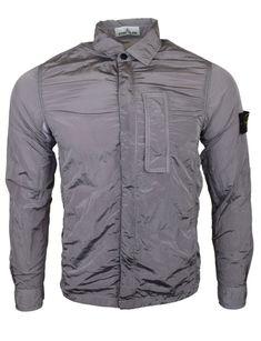 official photos 03391 f8bb3 Stone Island SS18 Lavender Nylon Metal Watro Overshirt Jacket BNWT (eBay  Link). Men s Clothing