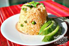 Learn step by step how to master this authentic Mexican rice recipe today. Visit our site to check out the full recipe.