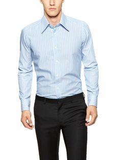 Dolce & Gabbana Stripe Sport Shirt