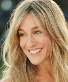 "Sarah Jessica Parker, aka ""Carrie Bradshaw"".  Sex and The City.  Smart, funny and stylish.  We could be besties:)"