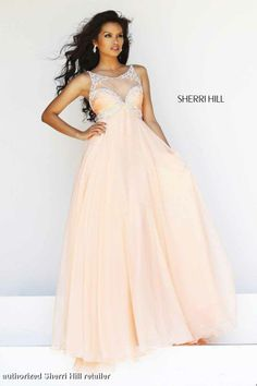 Sherri Hill 11111 at The Ultimate