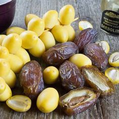 Date Time! Fresh Dates & Medjool Dates :: Search by flavors, find similar varieties and discover new uses for ingredients @ preppings.com