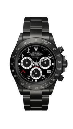 BREVET + Limited Edition Customised Rolex Daytona Chinese Dial