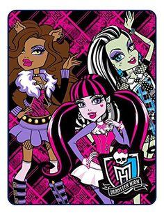 Mattel Monster High Immortal Friends Microraschel Throw, 46 by 60-Inch, http://www.amazon.com/dp/B00MY3T8QI/ref=cm_sw_r_pi_n_awdm_FRaOxb48KCK0Y