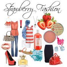 Strawberry fashion