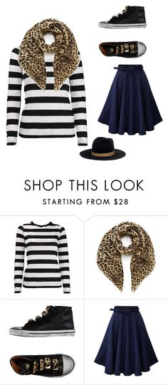 """""""Chic Broadway"""" by cranberry-lps ❤ liked on Polyvore featuring Mulberry, Black Dioniso and Janessa Leone"""