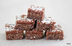 Chocolate Crunch Slice recipe by Baking Makes Things Better