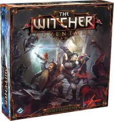 Fantasy Flight Games [News] - The World of the Witcher on Your Tabletop