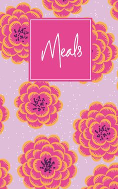 #MealPlanner #MayBooks