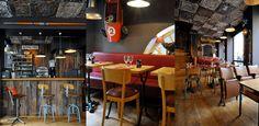 Photos du restaurant les Athlètes à PAris 2, quartier bourse.