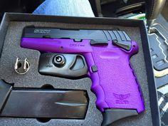 Got a crush on a pretty pistol