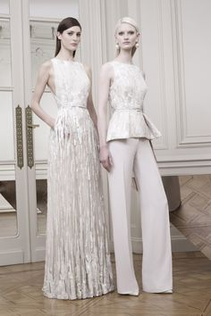 Great dress!!  Elie Saab Resort 2015 | Heart Over Heels
