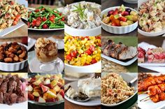 Three Tasty Grilling Menus: Perfect for Labor Day!