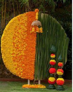 42 ideas wedding reception ideas on a budget decoration diy flower for 2019 Diy Diwali Decorations, Wedding Stage Decorations, Diy Birthday Decorations, Backdrop Decorations, Flower Decorations, Backdrops, Desi Wedding Decor, Wedding Mandap, Wedding Ideas