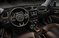 Jeep Renegade Zi You Xia (Foto: Jeep)