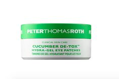 Best Moisturizer: Peter Thomas Roth Cucumber De-Tox Gel Eye Patches 'These patches will really help with dryness in your eye area! They stay on your face well so you won't have to worry about them falling off while moving around. Put them in your fridge for a cooling effect that'll help treat puffiness.' - Sensible Stylista'THIS STUFF is divine! Love the smell and its soo cooling! I use it to treat myself.' - Style Optimist'These eye patches are my new favorite beauty product. They help…