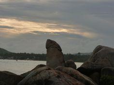 Grandfather Rock, Koh Samui, Thailand – Suggestive Profile Photo