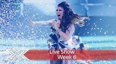 Saara Aaalto does Donna Summer for Disco Week! | Live Shows Week 6 | The...