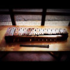 rusty glockenspiel / 錆び錆びの鉄琴