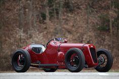 Austin Seven Special Monoposto 1930