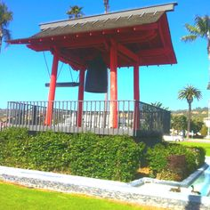 The Japanese Friendship Bell on Shelter Island in San Diego was presented by the City of Yokohama to the people of San Diego in 1958 as a symbol of eternal friendship. This magnificent bell was cast by the artist Masahiko Katori, who has been designated as a living National Treasure by the Government of Japan. The San Diego-Yokohama Sister City Society was established in 1957 and was the first Sister City organization on the West Coast. Its objective is to promote mutual understanding, respec...